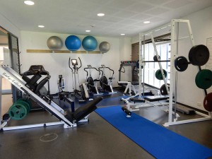 Strength and conditioning centre